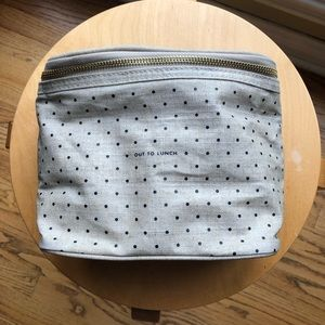 Kate Spade Out to lunch zippered bag